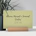 Planner Minimalista Cactus (Sem Data) - Download Gratuito