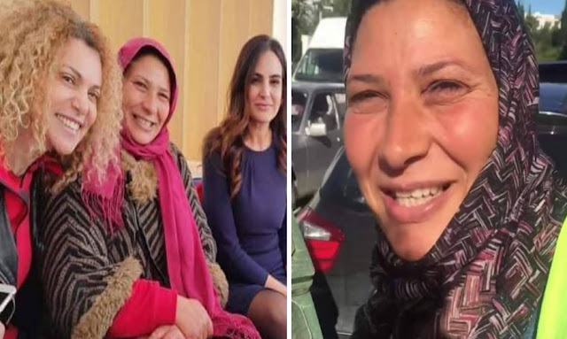 تونس: أثارت جدلا واسعا ...  صاحبة إجازة الحقوق التي تعمل عاملة نظافة تتحصّل على عمل جديد مناسب لها (صور)
