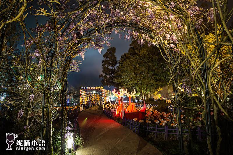 【清境景點】小瑞士花園。一張門票教你如何看到晝夜的美