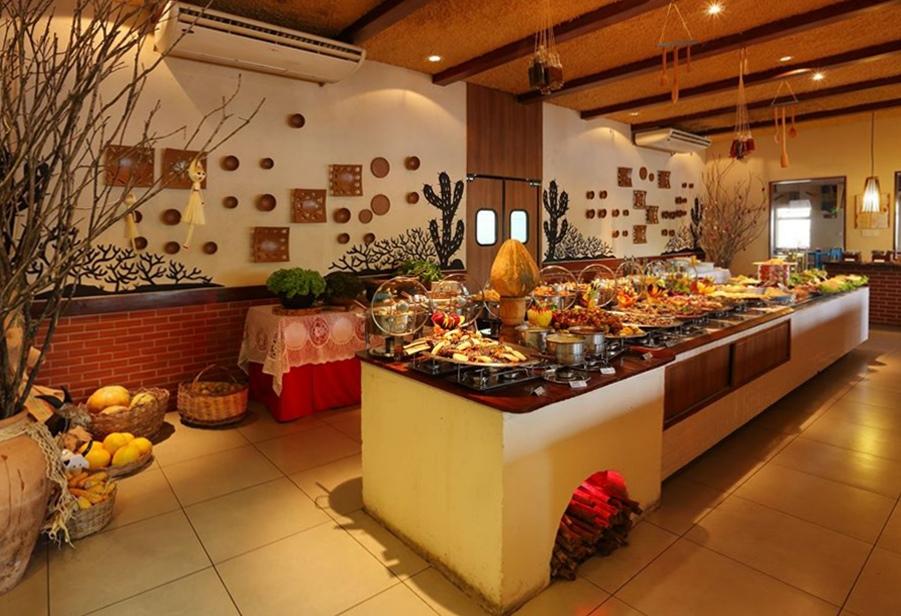 Restaurante Parraxaxá Recife