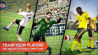 Final Kick : Online Football MOD v4.0 Apk (Unlimited Gold + Coins) Terbaru 2016 5