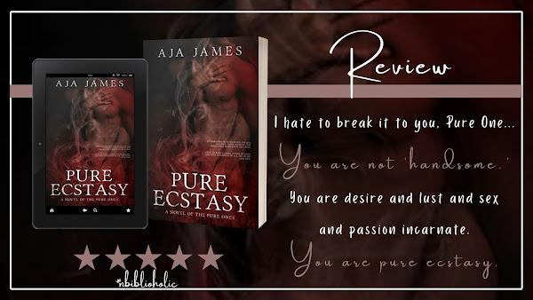 Pure Ecstasy by Aja James