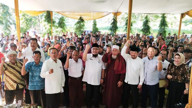 Sosialisasikan Perda Perlindungan Anak, Ini Pesan TEC Untuk Masyarakat Lampung Selatan