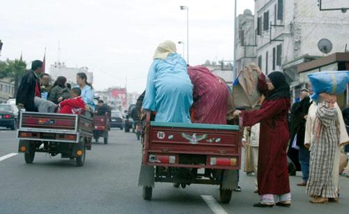 """رسمياً.. منع نقل الأشخاص على متن دراجات """"تريبورطور"""" !"""