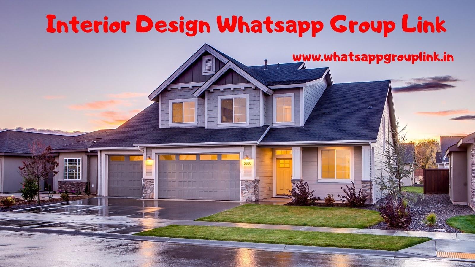 Interior Design Whatsapp Group Link Whatsappgrouplink