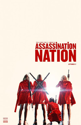 Assassination Nation 2018 DVD R1 NTSC Sub