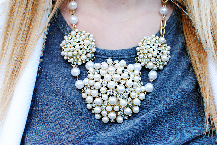 Nery hdez, teria yabar, nowistyle, necklace of pearls