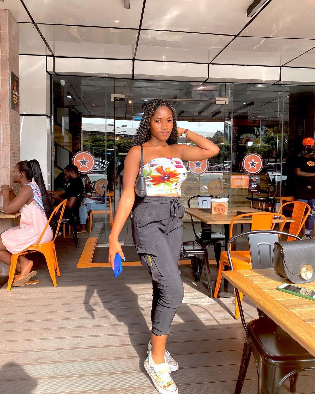 naa12 - Check Out Stunning Photos Of Afia Schwar's Son's Girlfriend Who Have Been Dumped