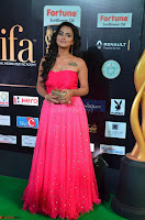 Sraddha in Sleeveless Off Shoulder Pink Dress at IIFA Utsavam Awards March 2017 024.JPG