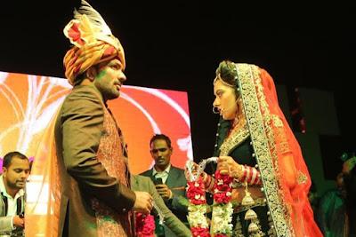 Sheetal-yogeshwar-wrestler-wedding