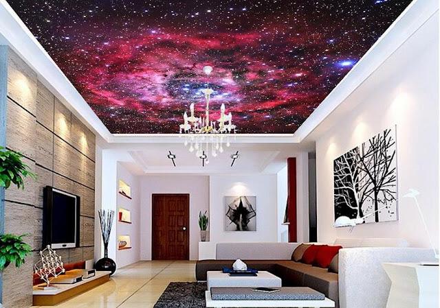 Amazing false ceiling design for living room entrance