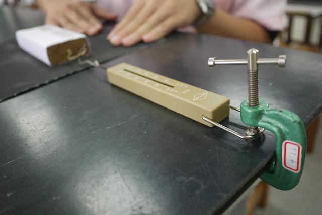 [實中] 摩擦係數&彈力常數的測量 | Kiwi的物理教室