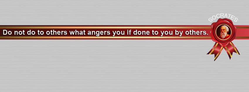 Socrates Quotes Facebook Cover
