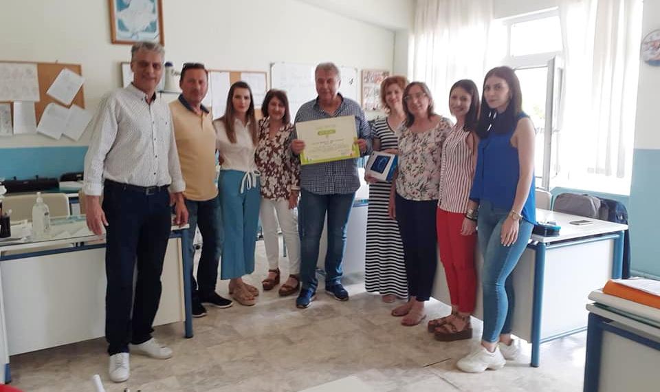 Ο Δήμος Ορεστιάδας βραβεύει τα Δημοτικά Σχολεία που συμμετείχαν στον Σχολικό Μαραθώνιο «Πάμε Ανακύκλωση»