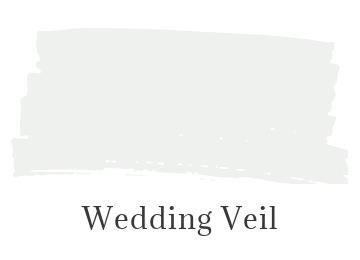 Benjamin Moore Wedding Veil