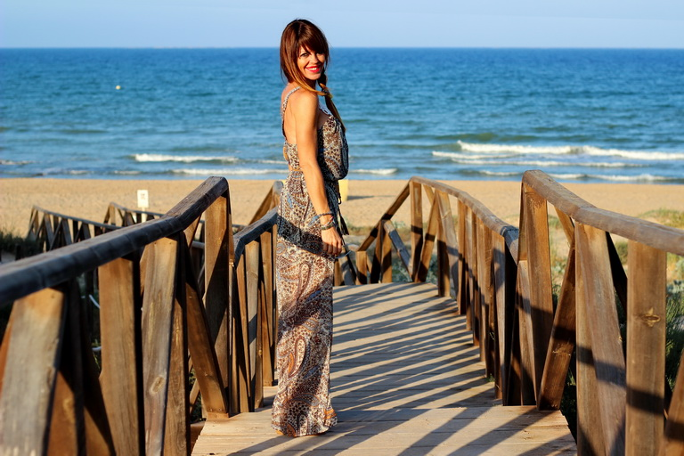 Jumpsuit, Denny Rose, Indhara Moda, Guardamar del Segura, Playas de Guardamar, Tendencias 2016