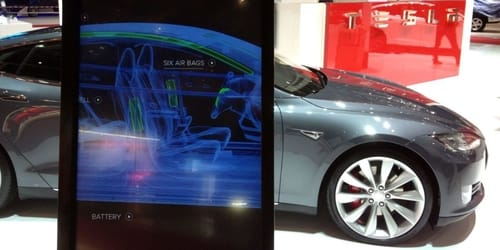 Tesla provides batteries to other automakers