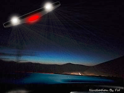 UFO Encounter Spurs Memory Loss