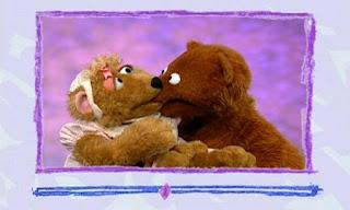 Curly Bear bites Baby Bear's nose. Sesame Street Elmo's World Feet Video E-mail.