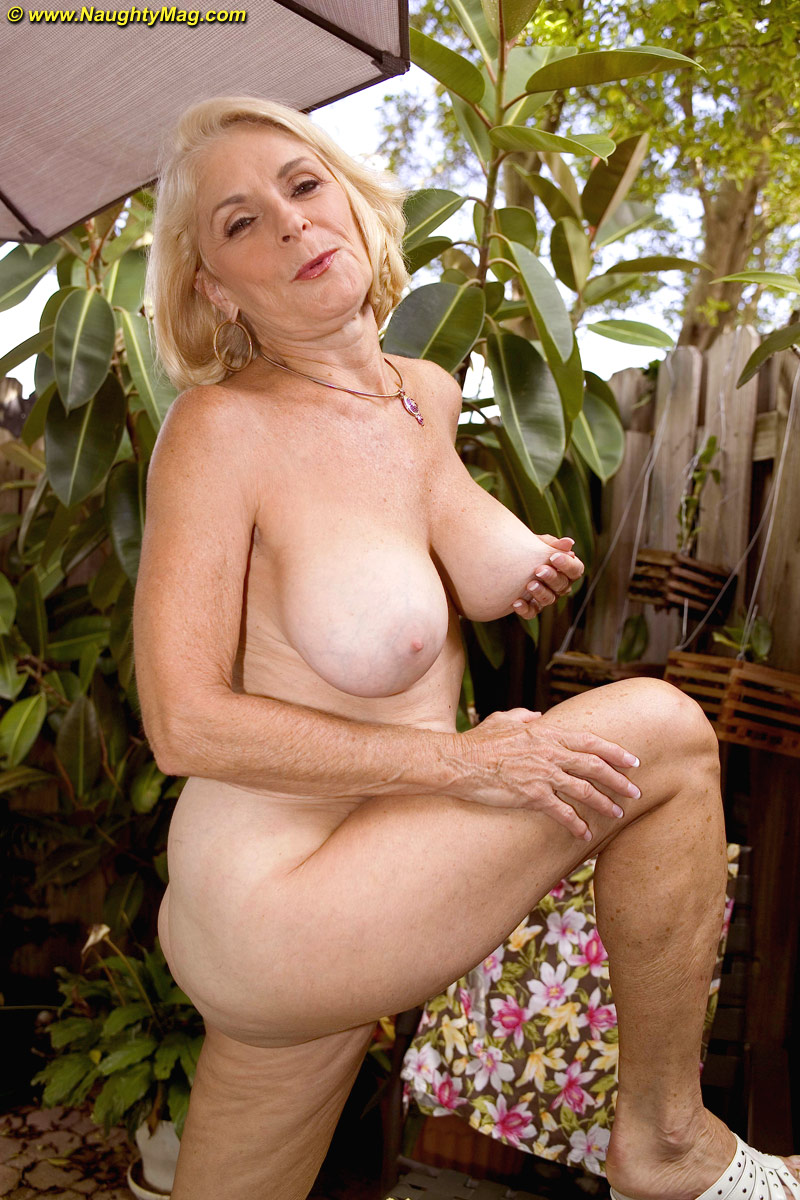 Confirm. Georgette mature nude model above