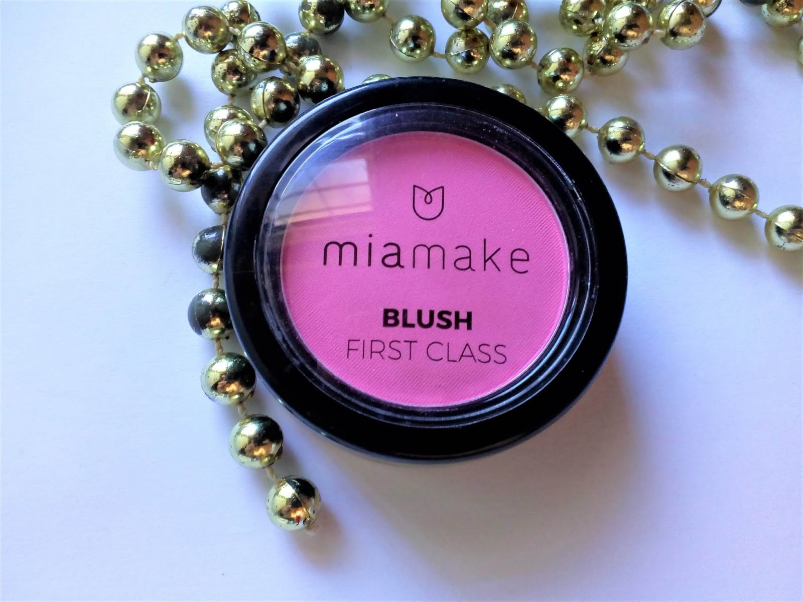 Resenha: Blush First Class da Mia Make