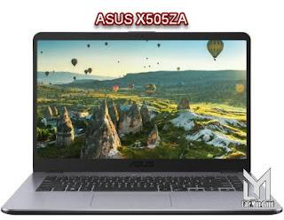 ASUS X505ZA gaming laptop