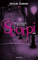 Couverture du livre Scorpi 1 de Roxane Dambre