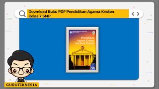 download ebook pdf buku digital pendidikan agama kristen kelas 7 smp