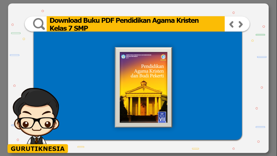 download  buku pdf pendidikan agama kristen kelas 7 smp