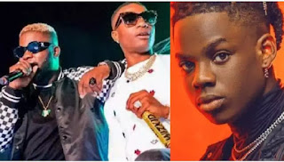 Singer Skales Reveals What Wizkid Told Him About Rema
