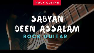Jeje GuitarAddict - DEEN ASSALAM (Versi Rock)