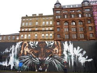 Glasgow's Tiger.