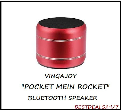 Vingajoy New Bluetooth Speaker Launched in India