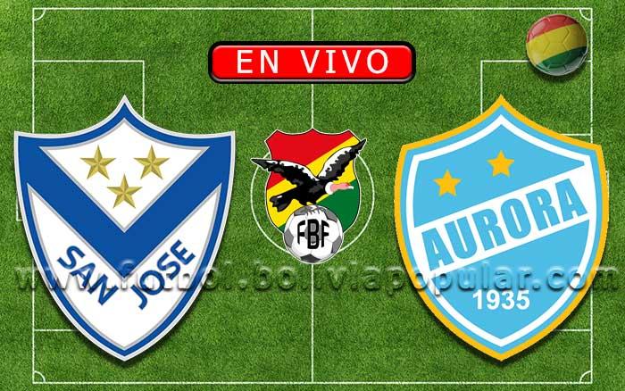 【En Vivo】San José vs. Aurora - Torneo Clausura 2019