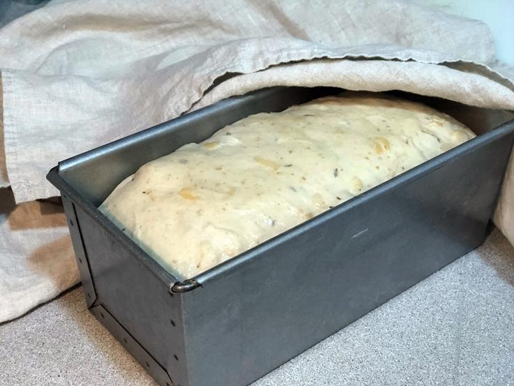 Pan de dos cebollas