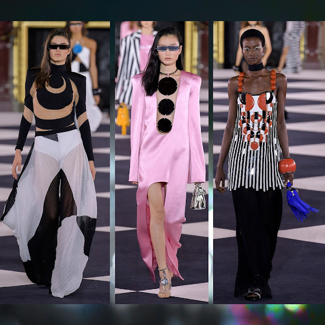 Balmain Spring Summer 2020 Paris Fashion Week by RUNWAY MAGAZINE