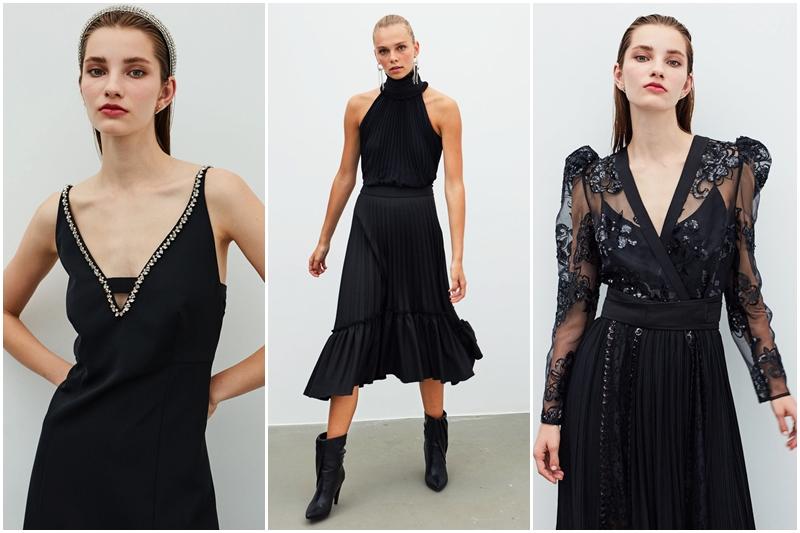 Ipekyol Gece Elbisesi Koleksiyonu feminen ve modern tasarımlar