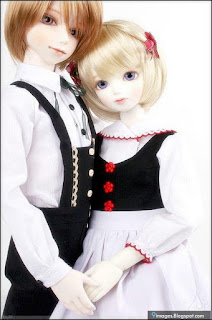 doll couple love images