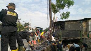 Pelda Mulyanto, Satgas Sektor 22 Sub 06 Semakin Eratkan Kebersamaan Pada Tiap Karyabakti