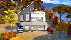 sims modern seaside sim workshop