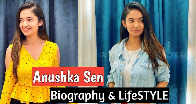 Anushka Sen (Child Actress) - Biography, Lifestyle, Boyfriend