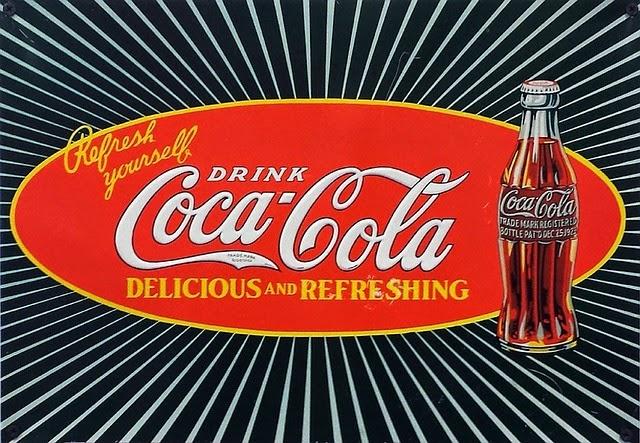 Coca Cola Werbeslogan