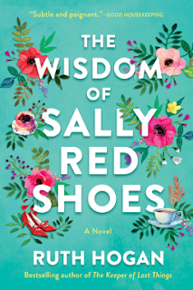 the Wisdom of Sally Red Shoe cover
