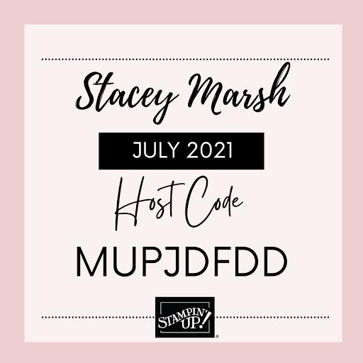 JULY 2021 HOST CODE