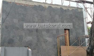 batu curi RTM untuk dinding