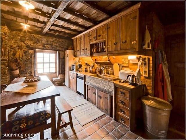 مطابخ خشب 8 | Wood kitchens 8