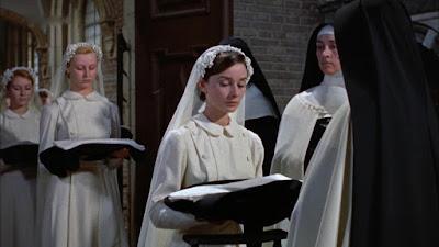 Audrey Hepburn / Historia de una monja (1959)