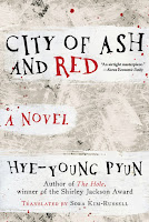 review: City of Ash and Red by Hye-young Pyun