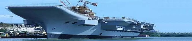 India's Second Aircraft Carrier INS Vikrant Has China In Its Sights: Chinese Media