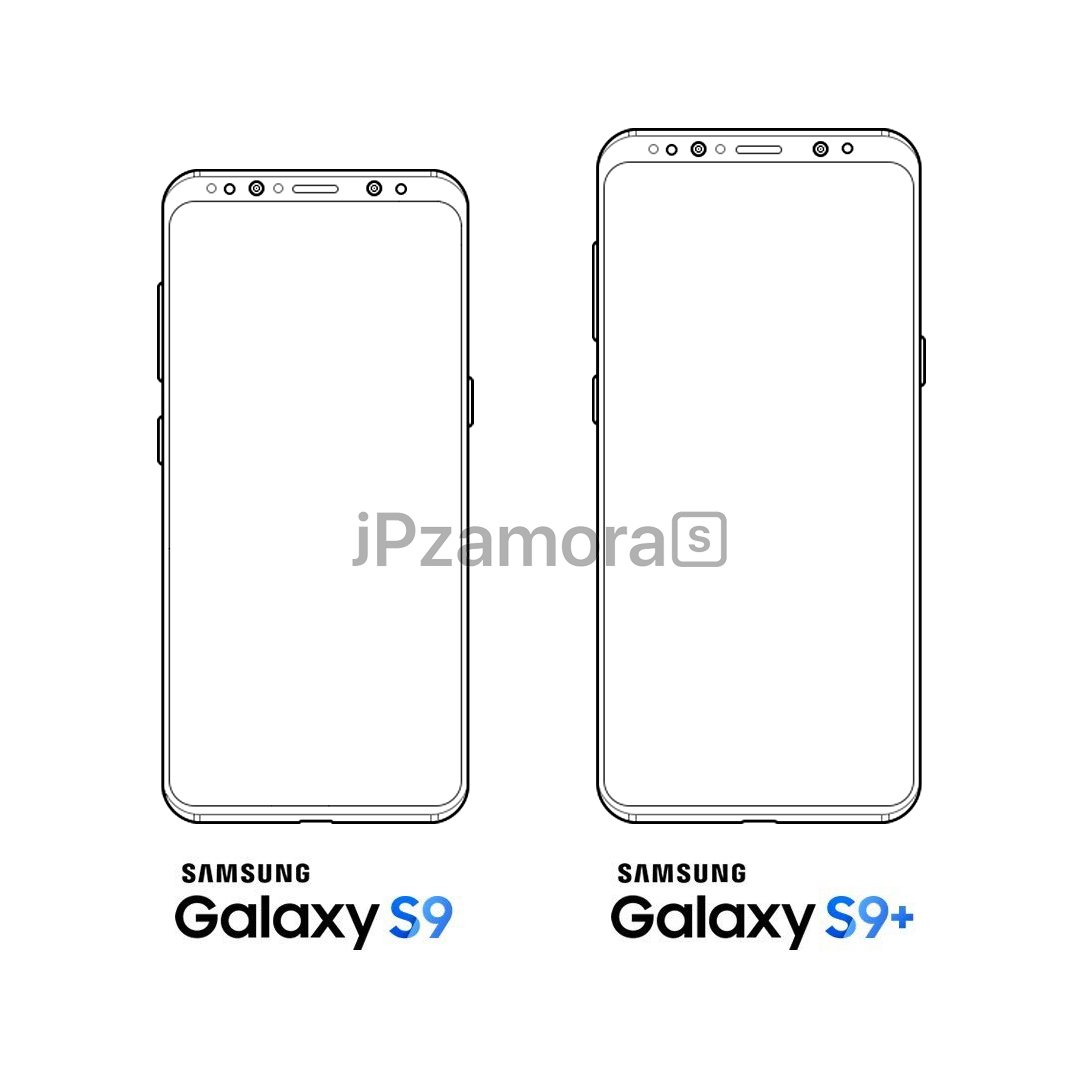 Samsung Galaxy S9 and S9 Plus: Design and Specifications
